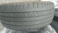 4 Michelin Primacy A/S tires Langley Township, V1M 1Y1