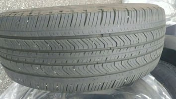 4 Michelin Primacy A/S tires
