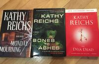 5$ lot Kathy Reichs (english) Montréal, H2L 3Y8