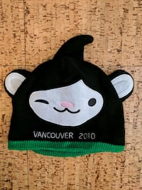 Vancouver 2010 Olympic Toque Vancouver, V6J