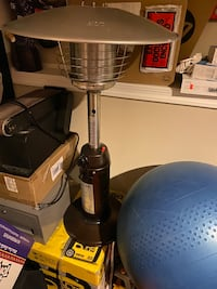 Portable patio heater