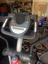 gray and black elliptical trainer ETOBICOKE