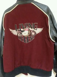 Living Legend. Biker Jacket Lake Charles, 70605