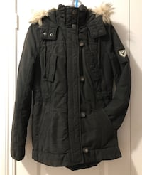 AMERICAN EAGLE OUTFITTERS Military Hooded Parka (Gently Used) Markham, L6B 0P2