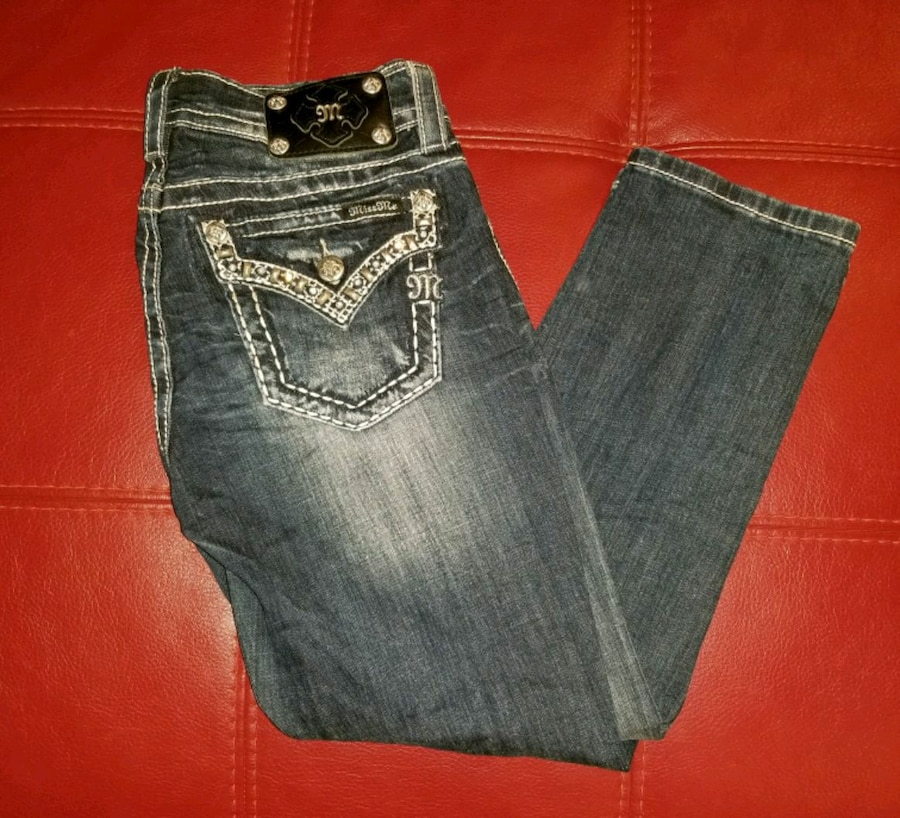 Photo Miss Me Embellished jeans