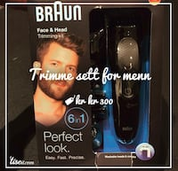Braun trimming kit