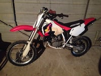 Honda Cr80 St Catharines, L2S 3Y6