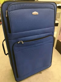 blue luggage bag Mississauga