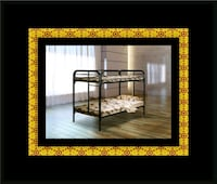 Twin bunkbed frame with mattress Capitol Heights, 20743