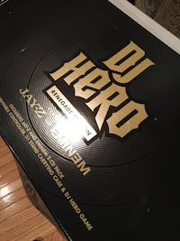 Dj Hero Jay-z & Eminem special edition (PS3)  Jersey City, 07302