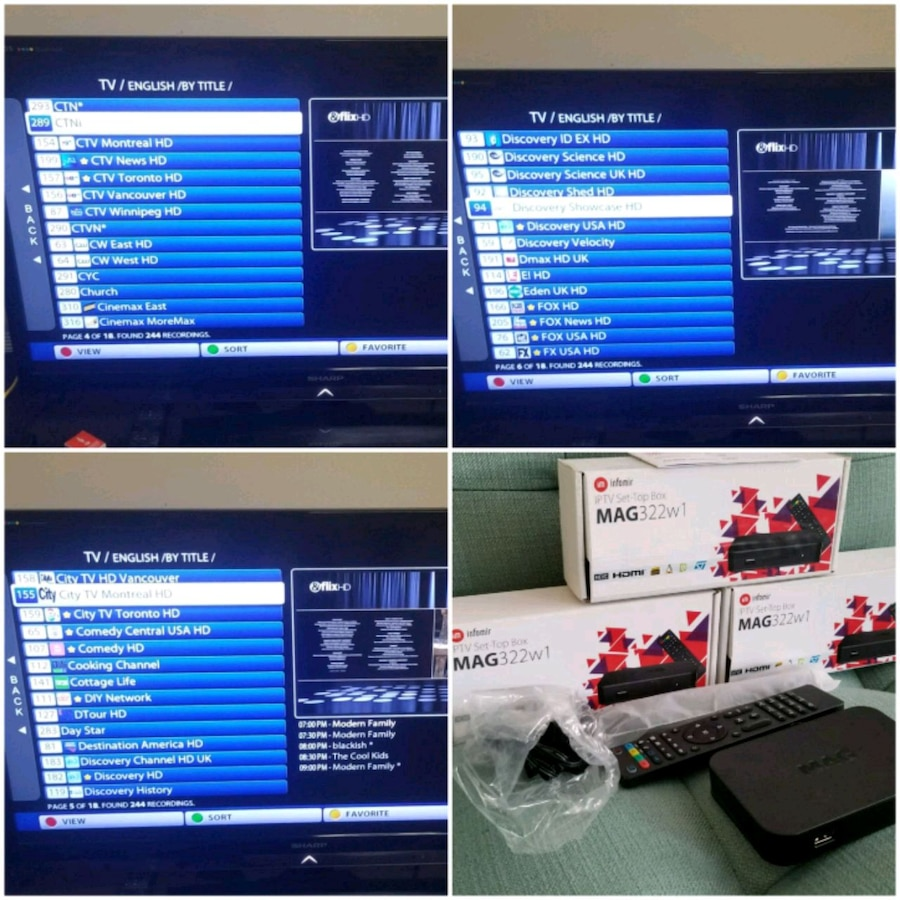 Image Of Star Tv Iptv Toronto Pirates are selling cheap live TV and