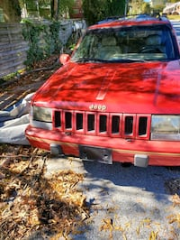 1998 Jeep Grand Cherokee Baltimore