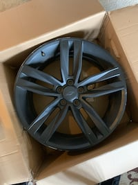 20 inch rims; price is negotiable   Sterling, 20164