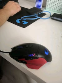 Rampage mouse