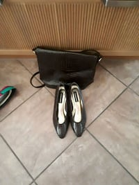 Matching brown shoes and bag  Châteauguay, J6J 3E4