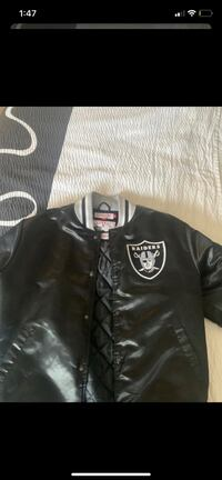 Raiders jacket