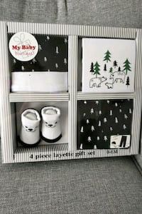 Brand new ! 4 pc baby layette ! Oakville, L6H 5Y8