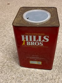 Vintage Hills Brothers Coffee Can  Norfolk, 23503
