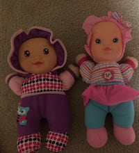 Two my first dolls