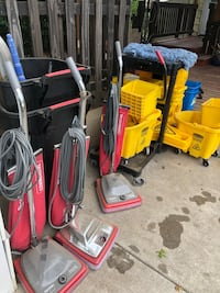 Janitorial services equipment  College Park, 20740