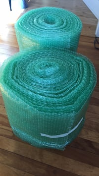 Two big rolls of bubble wrap Keeseville, 12944
