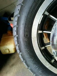 140/90/16 Motorcycle tire (just the tire) Evansville