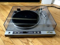 Sony PS-X40 Direct Drive Fully Automatic Turntable in Excellent Condition MARKHAM