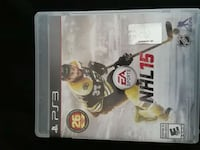PS3 Fifa 16 game case Burnaby, V5A 3Z5