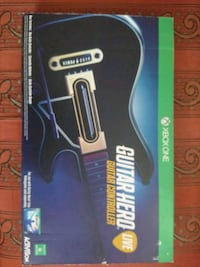 Xbox One Guitar Hero Live (Sıfır)