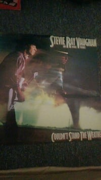 Stevie Ray Vaughan Vinyl Mississauga, L5N 3A8