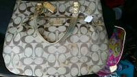 Large Coach Purse Bethany, 73008