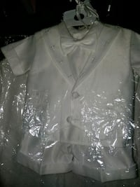 Brand new boys baptism outfit El Paso, 79915