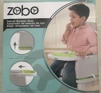 Zobo Delux Booster Seat *NEW IN BOX* Whitby, L1M 2L6