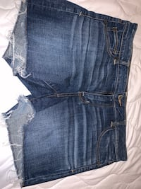 American Eagle woman's shorts,size 14