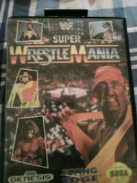 Super Wrestle Mania Washington