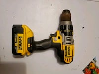 20-Volt MAX Lithium-Ion Cordless Compact Drill/Dr Hopatcong, 07843