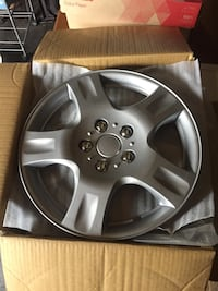 "Brand New 17"" wheel covers"