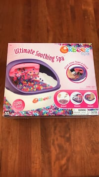 Orbeez Soothing Spa North Cornwall, 17042