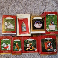 Hallmark Keepsake ornaments Gresham, 97080