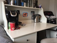 IKEA desk with detachable shelf Toronto, M3J 3R3