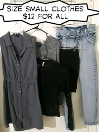 Size small clothes  Norfolk, 23505