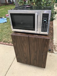 gray and black microwave oven Moreno Valley, 92557