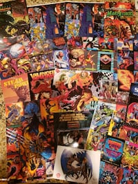 Collectible Comic Cards & Pics