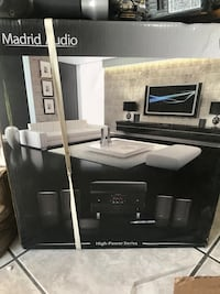 Madrid audio system  Los Angeles, 90023