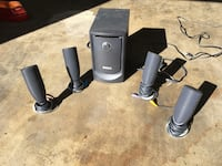Dell sound system