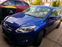 2014 Ford Focus Waukee