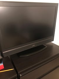 "32""JVC TV with universal remote Montgomery Village, 20886"