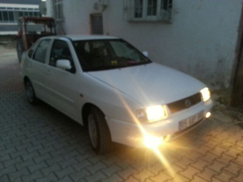 2000 Volkswagen Polo 1.6 CLASSIC FULL 5