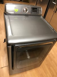 Samsung gray dryer  Woodbridge, 22191