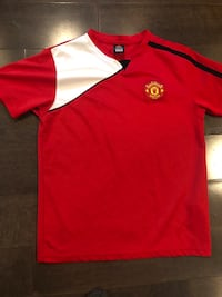 Youth xl Manchester United jersey Surrey, V4N 6A2